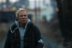 Mickey Rourke as Randy 'The Ram' Robinson in The Wrestler