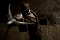 Rorschach (Jackie Earle Haley)