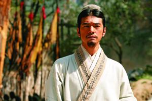 Zhuge Liang (Takeshi Kaneshiro)