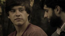 Age (Xavier Samuel) and Damien (Mark Leonard Winter)