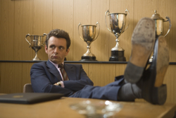 Brian Clough (Michael Sheen)