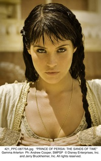 PRINCE OF PERSIA: THE SANDS OF TIME Tamina (Gemma Arterton)