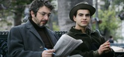 Ricardo Darín and Abel Ayala in Fernando Trueba's The Dancer and the Thief