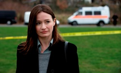 Harry Brown: DI Alice Frampton (Emily Mortimer)