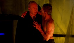Harry Brown: Harry (Michael Caine) and Stretch (Sean Harris)