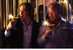 I Love You Too: Jim (Brendan Cowell) and Blake (Peter Helliar)