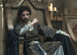 Robin Hood: Prince John (Oscar Isaac)