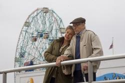 New York, I Love You: Mitzie (Cloris Leachman) and Abe (Eli Wallach)