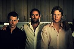 Animal Kingdom: Andrew 'Pope' Cody (Ben Mendelsohn), Craig Cody (Sullivan Stapleton) and Darren Cody (Luke Ford)