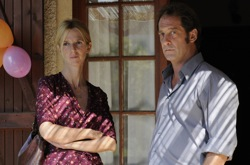 Mademoiselle Chambon: Véronique (Sandrine Kiberlain) and Jean (Vincent Lindon)