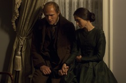 Creation: Charles Darwin (Paul Bettany) and Emma Darwin (Jennifer Connelly)
