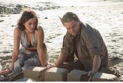 Inception: Mal (Marion Cotillard) and Cobb (Leonardo DiCaprio)