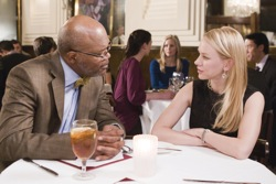 Mother and Child: Paul (Samuel L. Jackson) and Elizabeth (Naomi Watts)