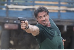 The Expendables: Barney Ross (Sylvester Stallone)