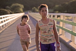 Boy: Rocky (Te Aho Eketone-Whitu) and Boy (James Rolleston)