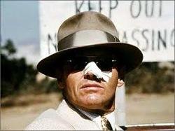Jack Nicholson in Chinatown (1974)