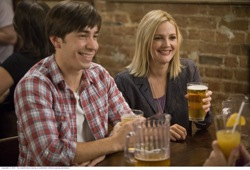 Going the Distance: Garrett (Justin Long) and Erin (Drew Barrymore)