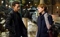 Wall Street: Money Never Sleeps - Jake Moore (Shia LaBeouf) and Winnie Gekko (Carey Mulligan)