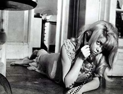 Catherine Deneuve in Repulsion (1965)