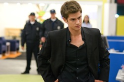 The Social Network: Eduardo Saverin (Andrew Garfield)