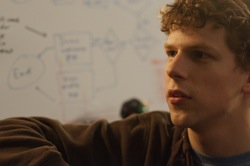 The Social Network: Mark Zuckerberg (Jesse Eisenberg)