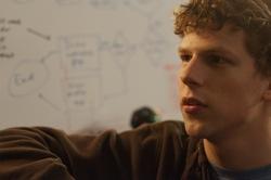 The Social Network: Mark Zuckerberg (Jesse Eisenberg)