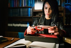 The Girl Who Played with Fire: Lisbeth Salander (Noomi Rapace)