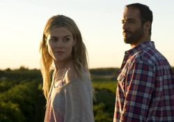 Summer Coda: Heidi (Rachael Taylor) and Michael (Alex Dimitriades)