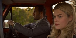 Summer Coda: Michael (Alex Dimitriades) and Heidi (Rachael Taylor)