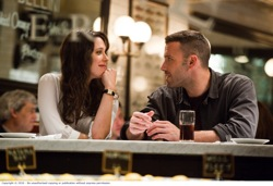 The Town: Claire Keesey (Rebecca Hall) and Doug MacRay (Ben Affleck)