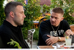 The Town: Doug MacRay (Ben Affleck) and James Coughlin (Jeremy Renner)