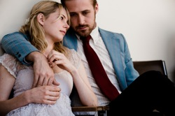 Blue Valentine: Cindy (Michelle Williams) and Dean (Ryan Gosling)