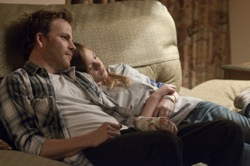 Somewhere: Johnny Marco (Stephen Dorff) and Cleo (Elle Fanning)