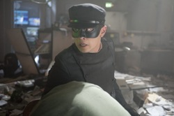 The Green Hornet: Kato (Jay Chou)