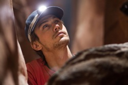 127 Hours: Aron Ralston (James Franco)