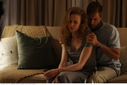 Rabbit Hole: Becca (Nicole Kidman) and Howie (Aaron Eckhart)