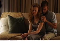 Rabbit Hole: Becca (Nicole Kidman) and Howie (Aaron Eckhart)