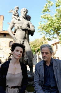 Certified Copy: Juliette Binoche and William Shimell