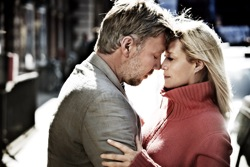 In a Better World: Anton (Mikael Persbrandt) and Marianne (Trine Dyrholm)