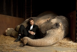 Water for Elephants: Jacob (Robert Pattinson)