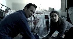 Insidious: Josh Lambert (Patrick Wilson) and Renai Lambert (Rose Byrne)