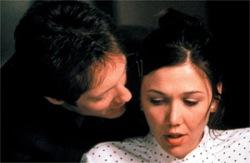 Secretary: James Spader and Maggie Gyllenhaal