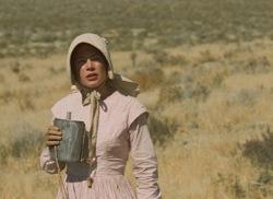 Meek's Cutoff: Emily Tetherow (Michelle Williams)