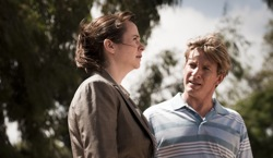 Oranges and Sunshine: Margaret Humphreys (Emily Watson) and Len (David Wenham)