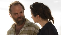 Oranges and Sunshine: Jack (Hugo Weaving) and Margaret Humphreys (Emily Watson)