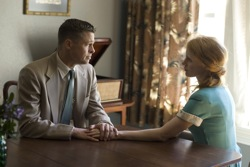 The Tree of Life: Mr and Mrs O'Brien (Brad Pitt and Jessica Chastain)