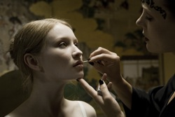 Sleeping Beauty: Lucy (Emily Browning) and Sophie (Mirrah Foulkes)