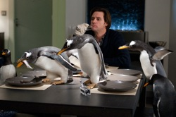 Mr. Popper's Penguins: Mr Popper (Jim Carrey)