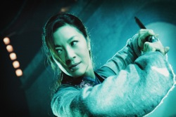 Reign of Assassins: Drizzle (Michelle Yeoh)