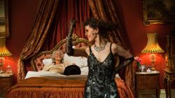 The Eye of the Storm: Elizabeth Hunter (Charlotte Rampling) and Lotte (Helen Morse)